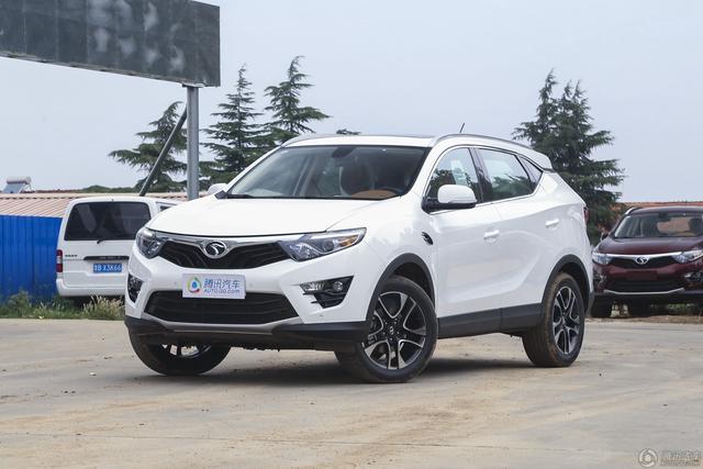 这是一个看脸的时代 四款高颜值中国品牌SUV推荐