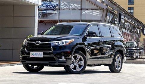 空间大又舒服 主流合资中型SUV推荐