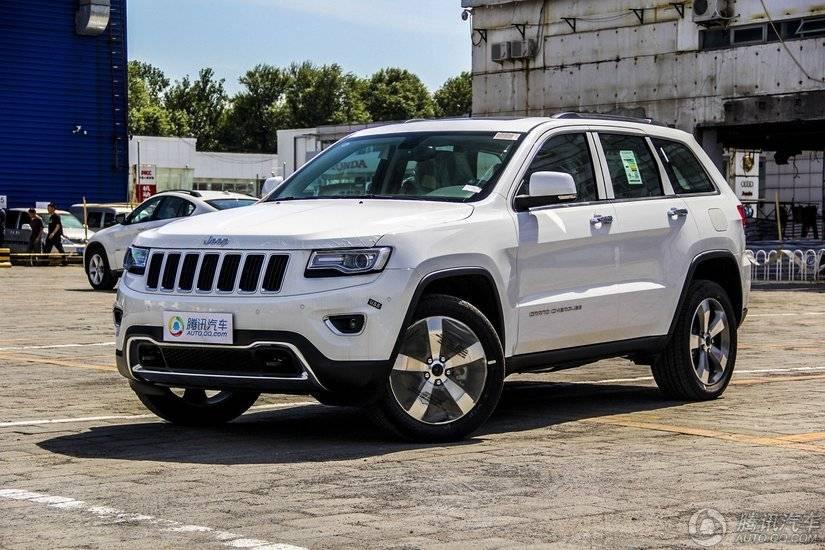 [腾讯行情]常州 Jeep大切诺基直降5万元
