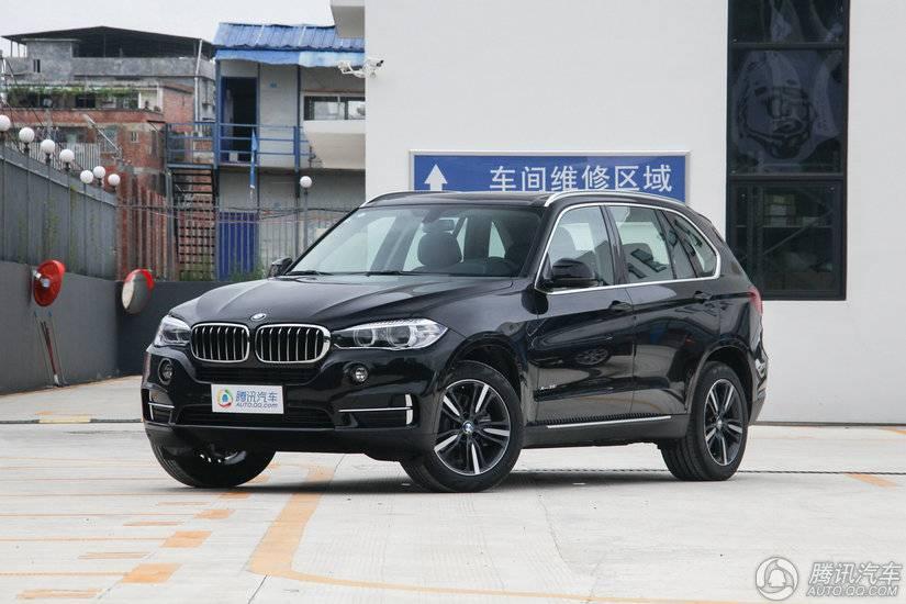 [腾讯行情]常州 宝马X5店内优惠12.85万