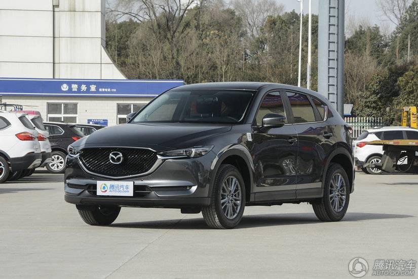 [腾讯行情]常州 马自达CX-5店内优惠1万元