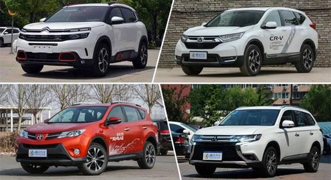 全能无短板 这四款城市SUV保你不后悔