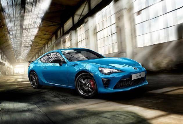 丰田86推出Club Series蓝色版车型 细节配置有提升