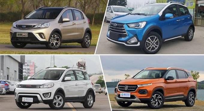 5万级精品小型SUV推荐 满足年轻人需求