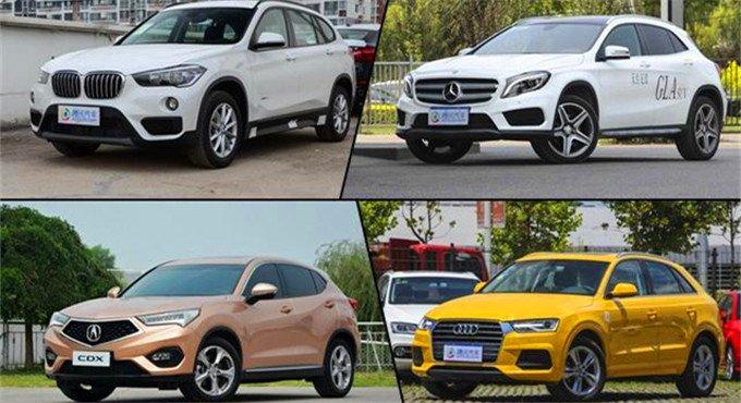 30万内高性价比之选 豪华入门SUV车型推荐
