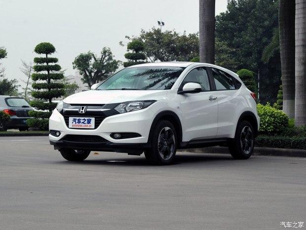 广汽本田 缤智 2016款 1.8L CVT两驱先锋型