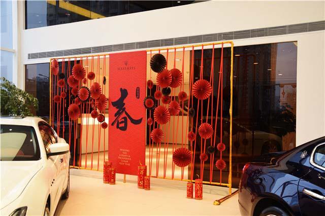 中国风书画展厅布置分享展示图片
