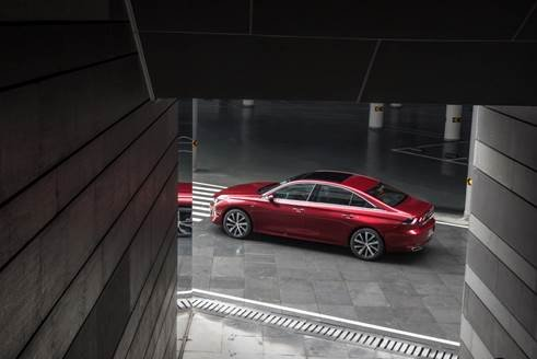 新一代东风标致508L魅力来袭 预售价16万元起