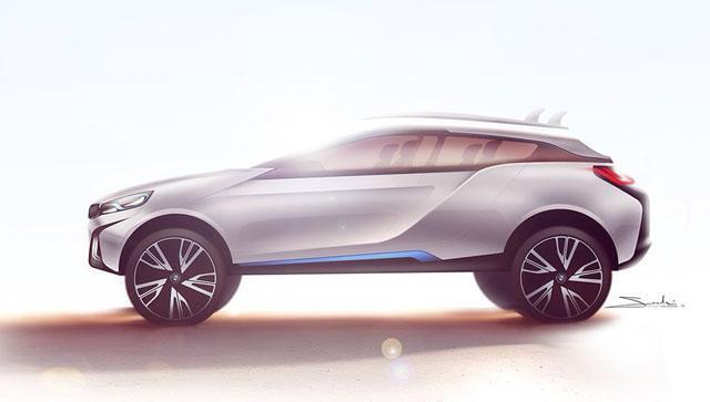 宝马计划推全新电动SUV 归于i品牌旗下