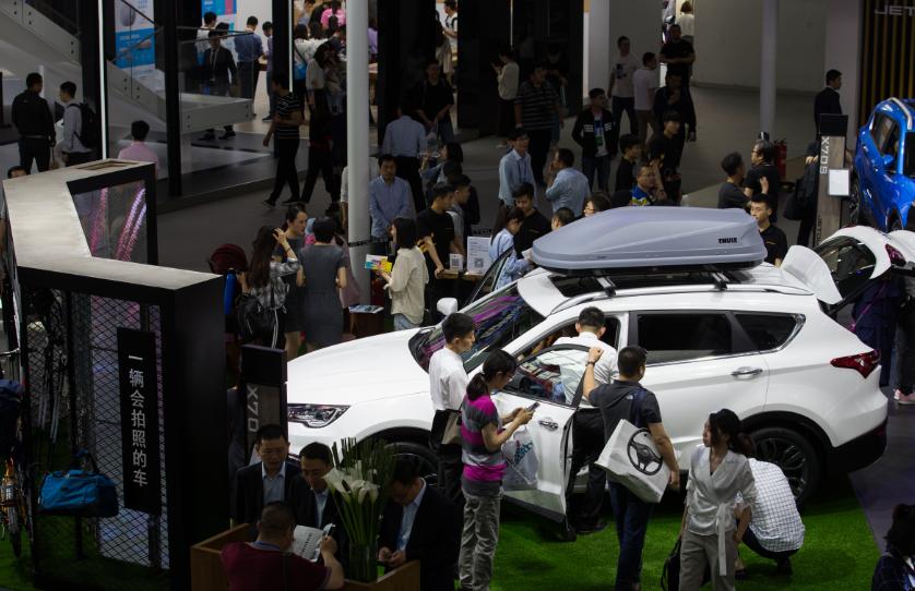 捷途X70狂揽多项大奖,成为车展大赢家