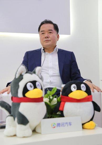 成都车展专访:东风悦达起亚总经理 陈炳振