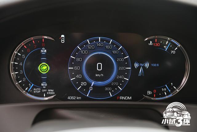 豪华车也讲性价比 试驾凯迪拉克CT6