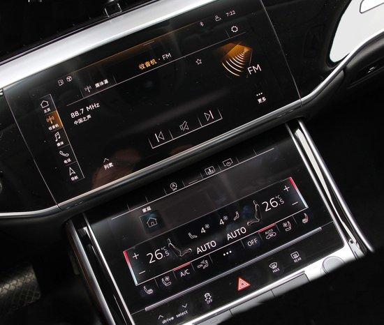 全新奥迪A8袭来,触碰未来的科技