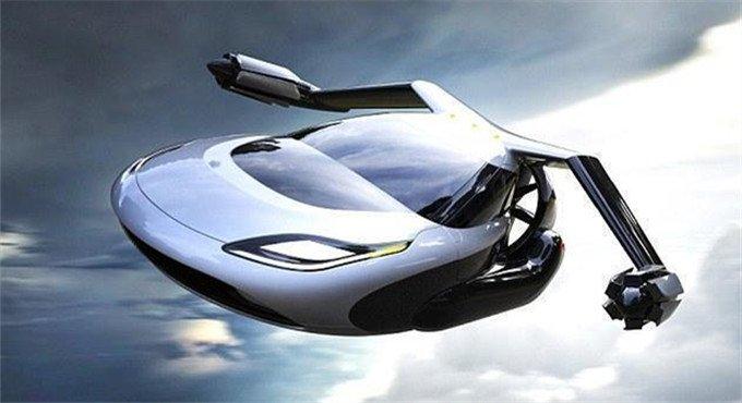传说中的飞行汽车 看这图离真正面世更近了