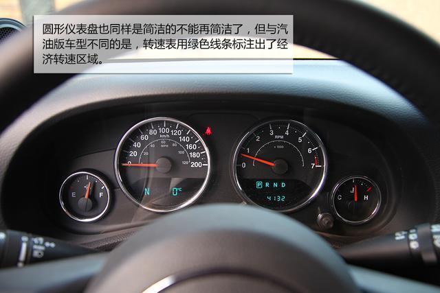 牧马人2.8TD柴油版实拍 更粗野更经济