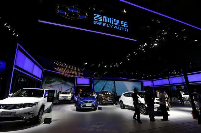 吉利汽车启动远景SUV 家愿计划第二季高清图片