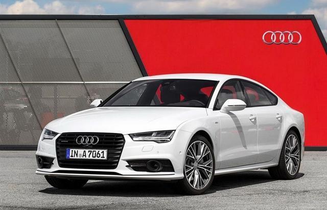 奥迪3款新车预计将于8月上旬国内上市