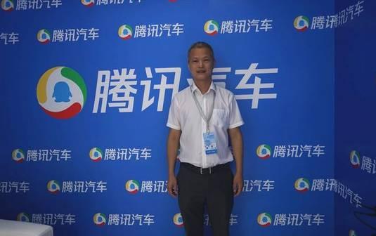 成都车展专访:艾萧上汽大众总经理 王利
