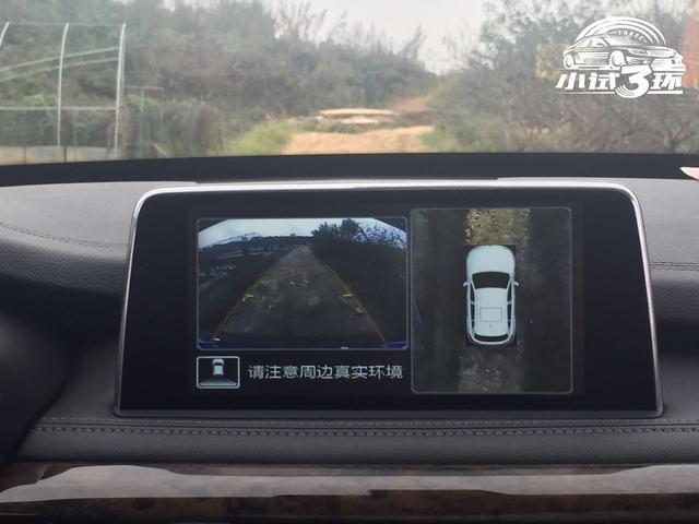 见证新品牌的诞生 试驾汉腾X7