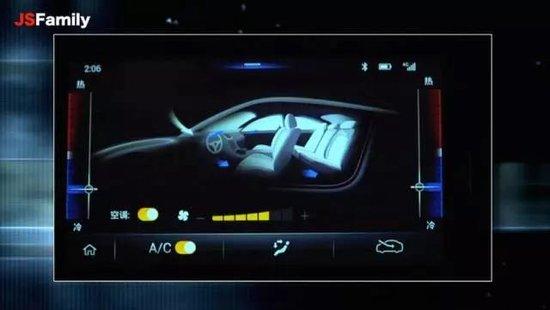 驾驶一辆配备人工智能助手的精品轿车是什么体验?