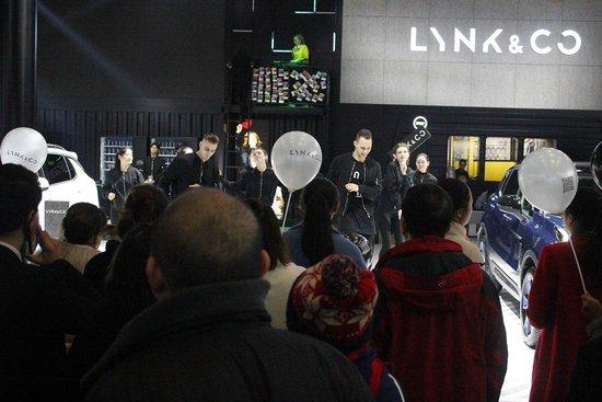 """""""潮""""流LYNK&CO 玩转2017汽车消费节"""