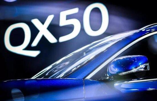 全新英菲尼迪QX50新车发布会盛情招募