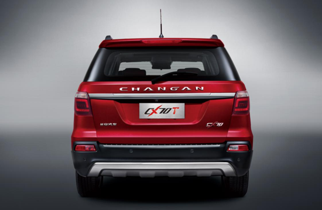 高颜值汽车 长安欧尚CX70T高清图片