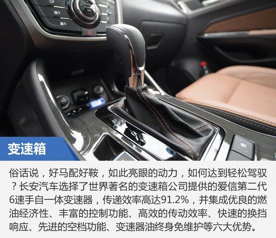 更强劲更智能 试驾长安CS75尚酷版 1.5T+AT
