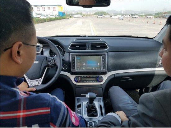 哈弗相伴 安全随行 新哈弗H6 Coupe安全体验圆满开展
