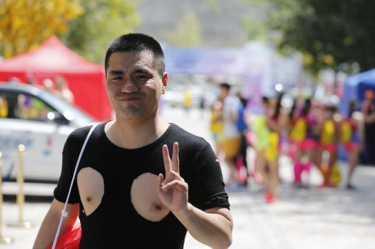 重庆最当红的跑步活动又开始 你还不快来吗