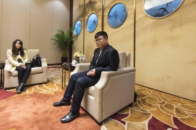 """专访李斌:金杯""""全能合伙人计划""""将再次领跑行业"""