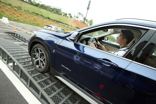 最低油耗2L以内 试驾宝马X1插电式混合动力
