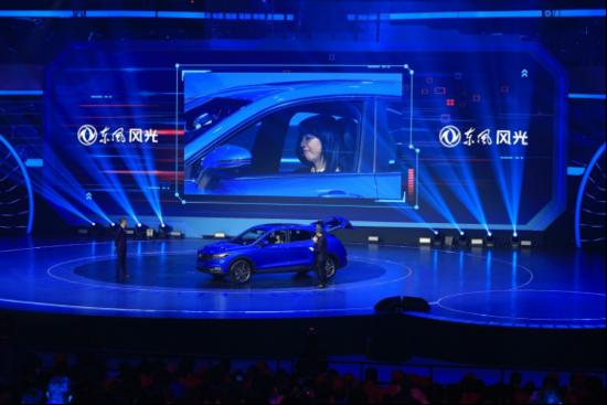 凝结中国智慧 诠释年轻态度东风风光携央视《机智过人》联合发布风光ix5实现营销再创新