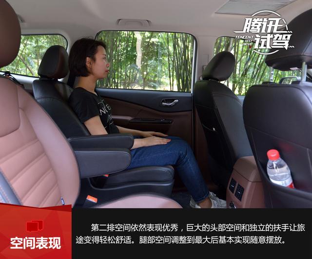 庭的新宠 试驾7座SUV东风风行SX6高清图片