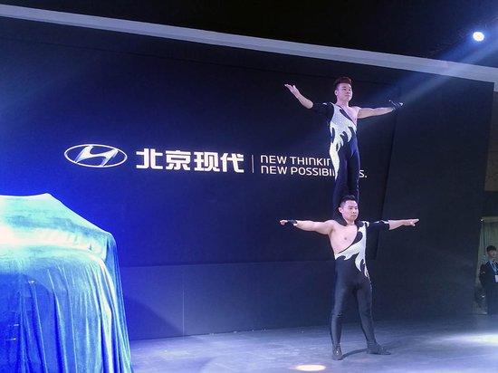 自主品牌SUV王者地位恐不保!新一代北京现代IX35搅局亮相!