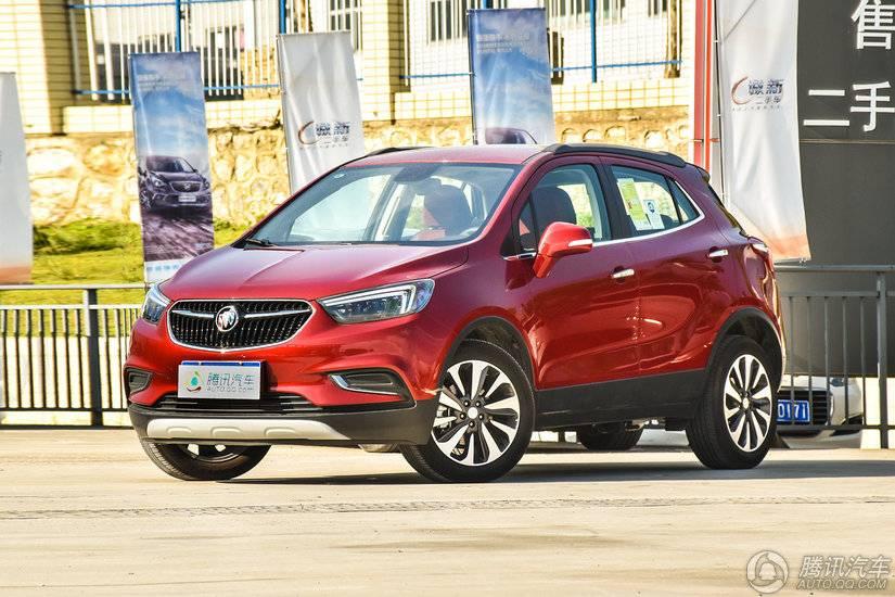 12万选购个性SUV Yeti/昂科拉等降3.2万