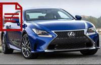 近期海外日系新车搜罗 瞄准紧凑/中级车市场