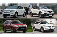 2015年度进口公路型SUV推荐 适应不同人群