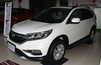 本田CR-V 3万降幅 大理大空间SUV推荐