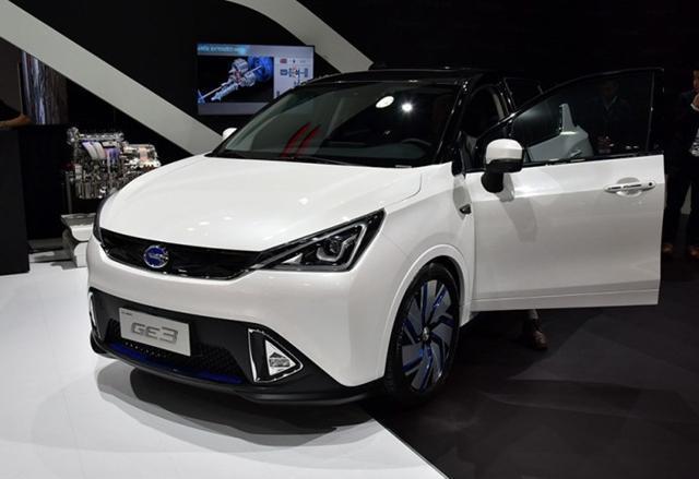 广汽传祺GE3将于6月上市 或售12-13万元