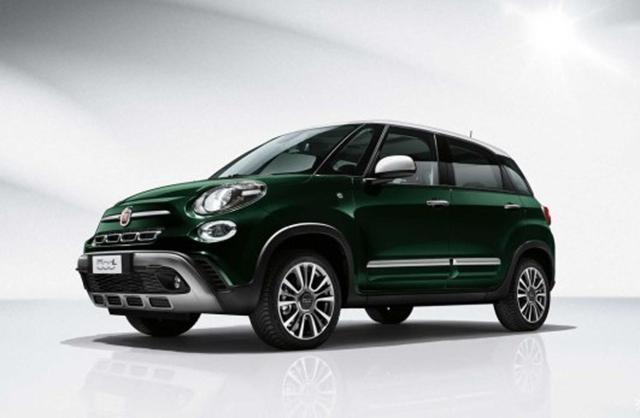 菲亚特新款500L家族官图发布 推3款车型