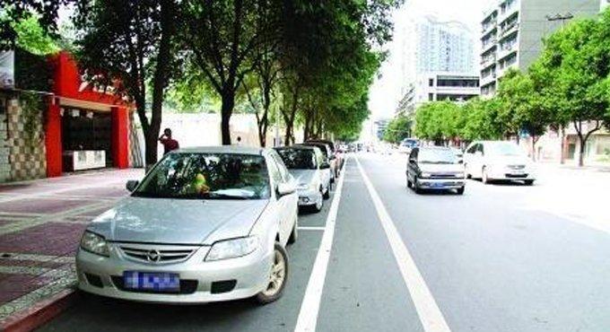 停车时瞻前顾后 如何判断车头与前车的距离
