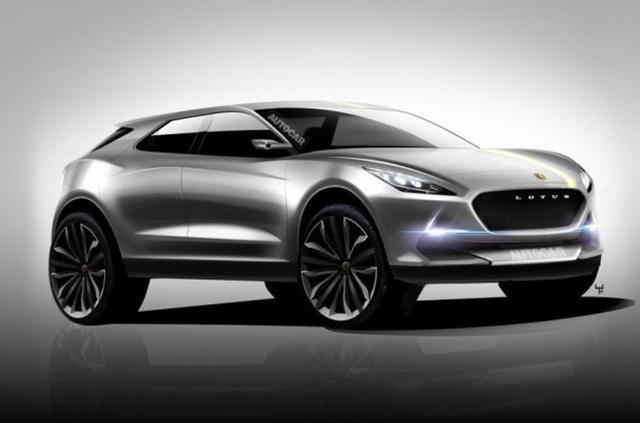 曝路特斯5年新车计划 首款SUV或2022年问世