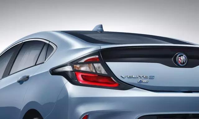 别克全新混动车定名为VELITE 5 将近期上市