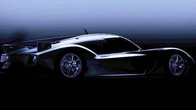 有颜值有性能 丰田计划打造混动超跑