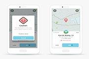 三维地图Waze发布犯罪预警