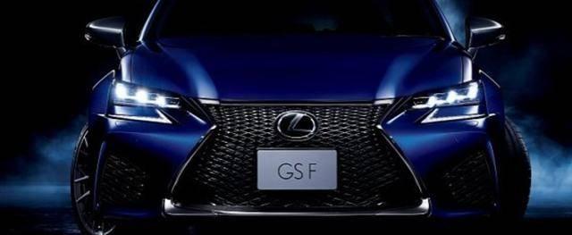 雷克萨斯新GS F或搭4.0升V8双涡轮引擎