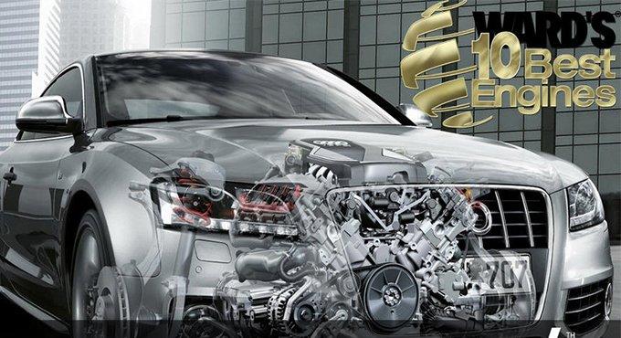 《科技第六感》:世界十佳发动机出炉 几乎全带T