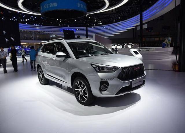 新动力新造型 新哈弗H6 Coupe将2018年上市