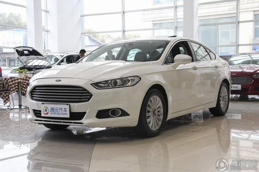 [腾讯行情]德州 蒙迪欧购车优惠2.2万元